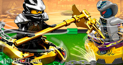 Lego ninjago games play online with masters of spinjitzu find energy spear 2 voltagebd Images