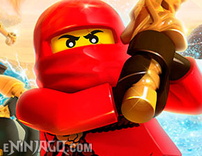LEGO Ninjago Rush Game