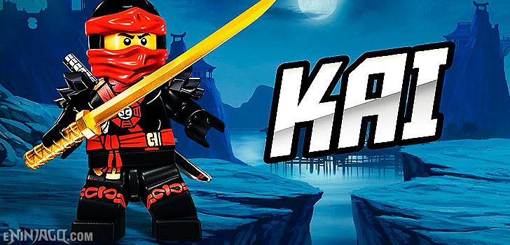 Ninjago Kai