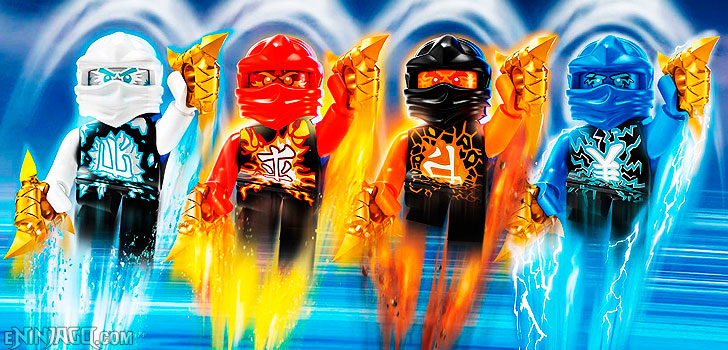 Ninjago Ghosts